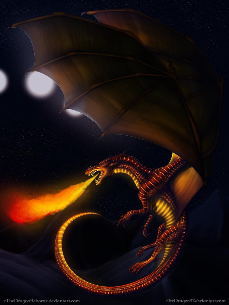 Burning Bright by xTheDragonRebornx
