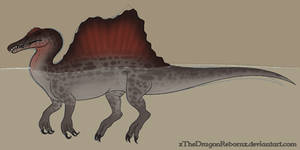 Spinosaurus Doodle