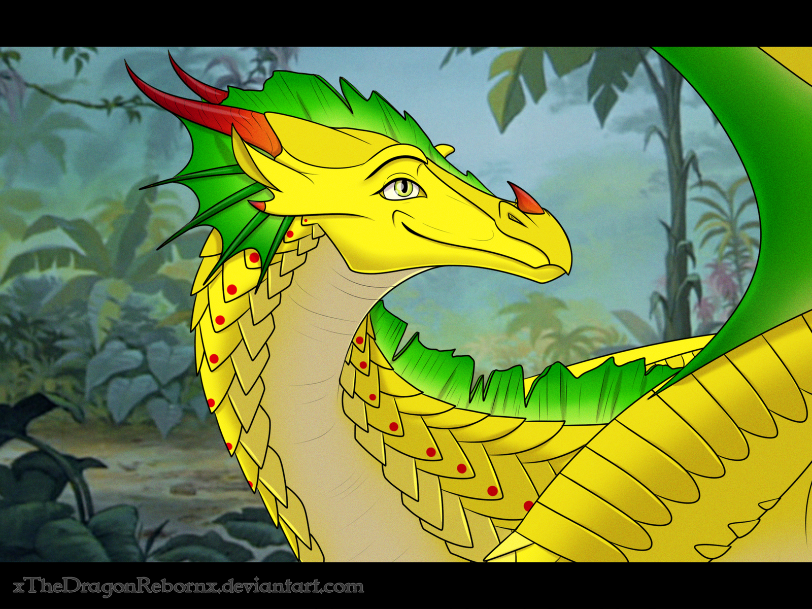 Wings Of Fire Hybrid Rainwing: Wings Of Fire – Billy Knight