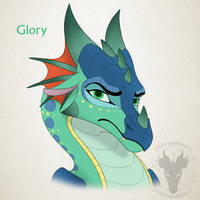 WoF H-a-D Day 3 - Glory by xTheDragonRebornx