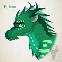 WoF H-a-D Day 13 - Fathom by xTheDragonRebornx