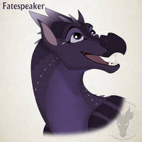 WoF H-a-D Day 24 - Fatespeaker by xTheDragonRebornx
