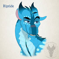 WoF H-a-D Day 26 - Riptide by xTheDragonRebornx
