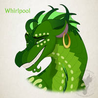 WoF H-a-D Day 29 - Whirlpool by xTheDragonRebornx