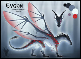 Eygon the Hive/Ice by xTheDragonRebornx
