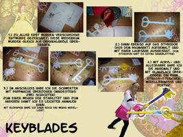 Tutorial: Keyblades by Sleepsong