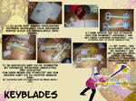 Tutorial: Keyblades