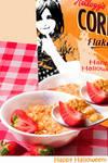 Cornflakes - trick or treat
