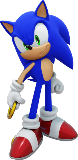 Sonic Holding A Ring By Ord28 On Deviantart