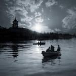 West Lake at Hangzhou