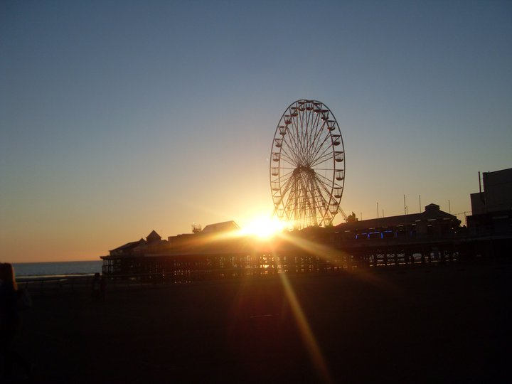 Blackpool Pier By KirstyLeigh190 On DeviantArt