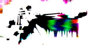 Blurry rainbow