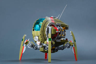 Atomic Bug 00 by kobalt1977
