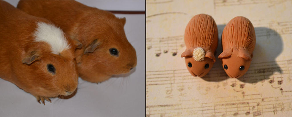 Custom Piggies by insanable