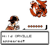 Wild ORVILLE appeared!