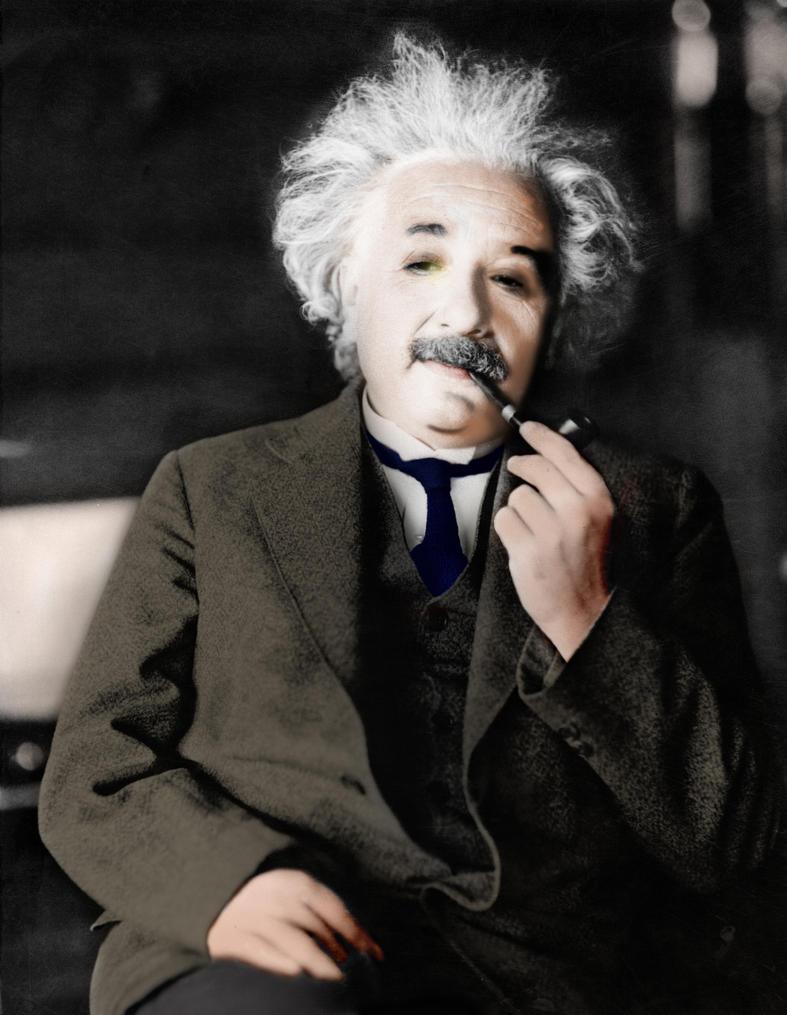 Albert Einstein Couldn T Tie Shoe Lace