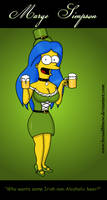St. Patty's Day- Marge