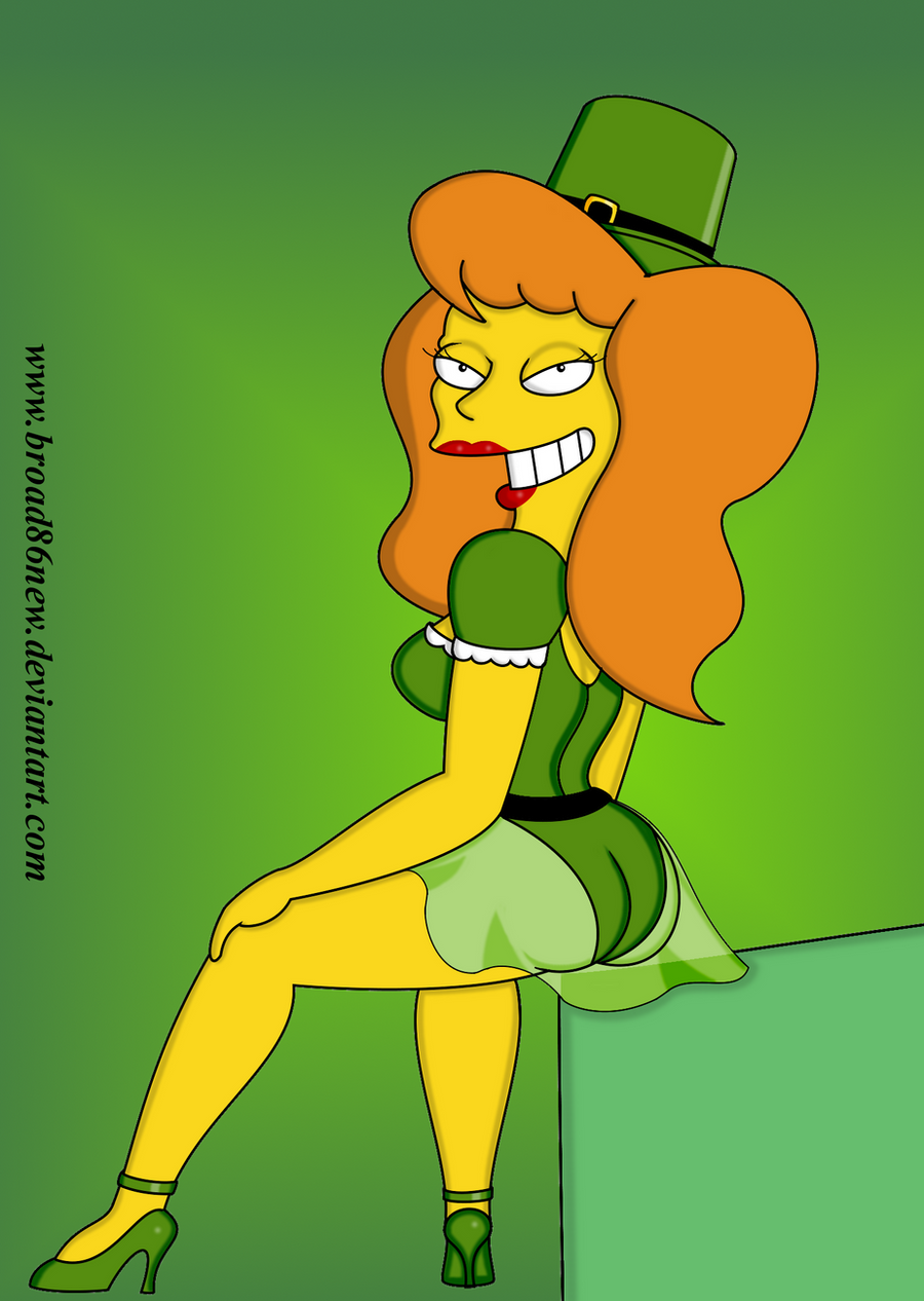 the simpsons mindy naked
