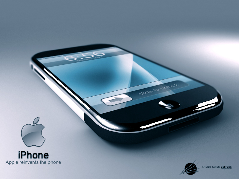 iPhone by BatmanTLH