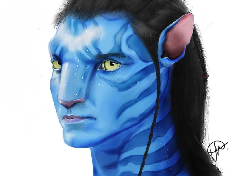 Avatar Jake by Juna69