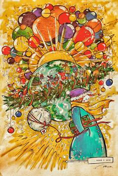 #229[Christmas time]