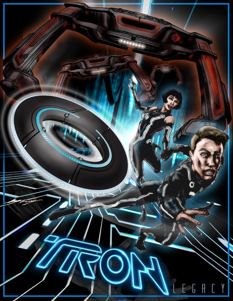 the art of tron legacy pdf