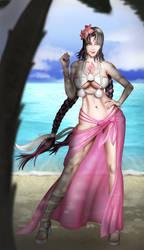 Kiara Sessyoin (Beach)