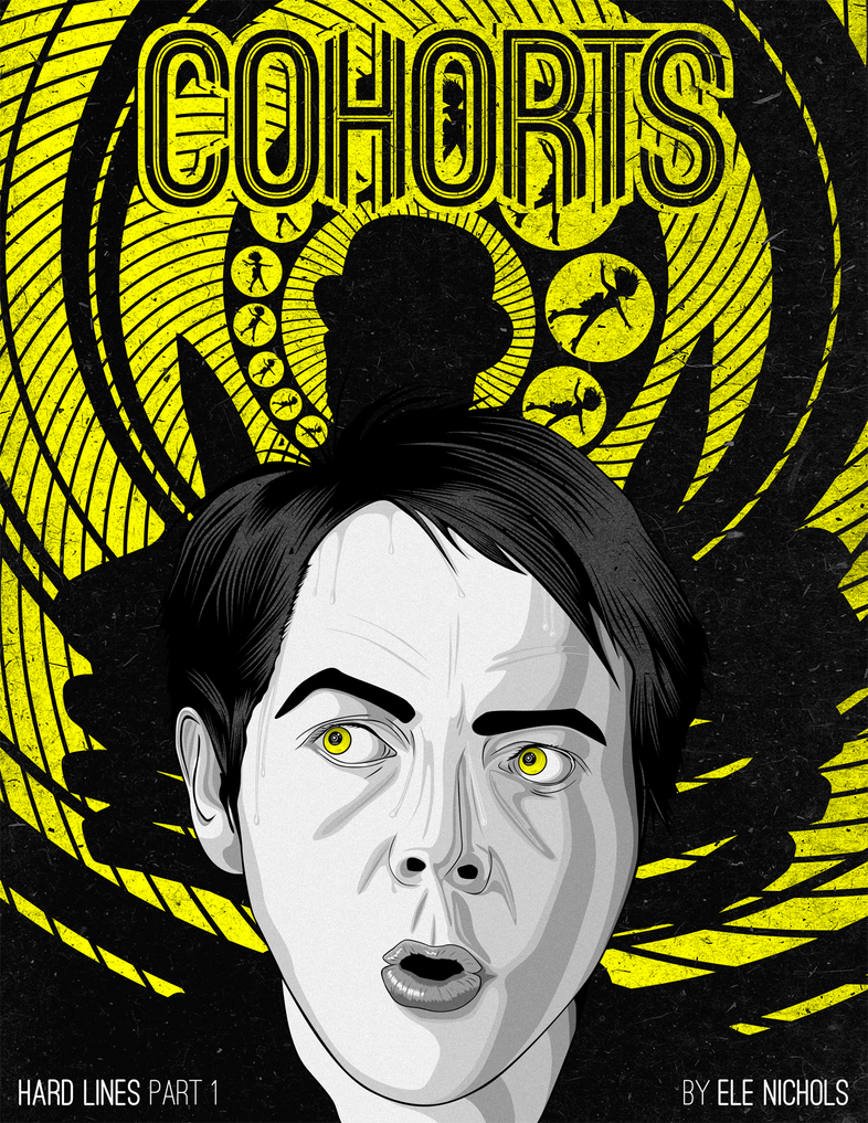 Cover of Cohorts: Hard Line Pt. 1