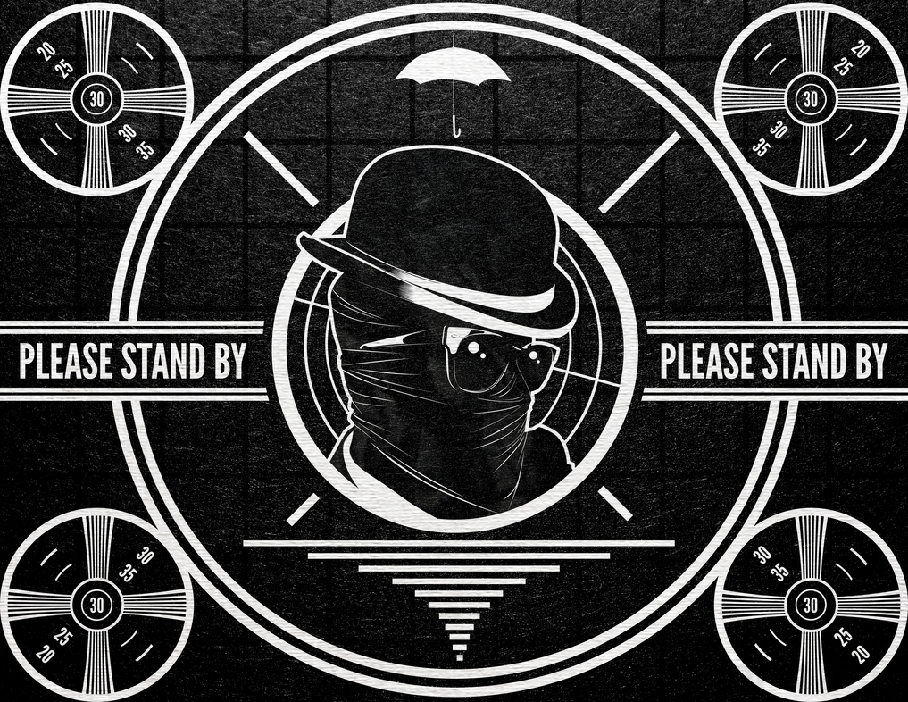 Please Stand By by ele...