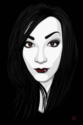 Megan StAmand by elenichols