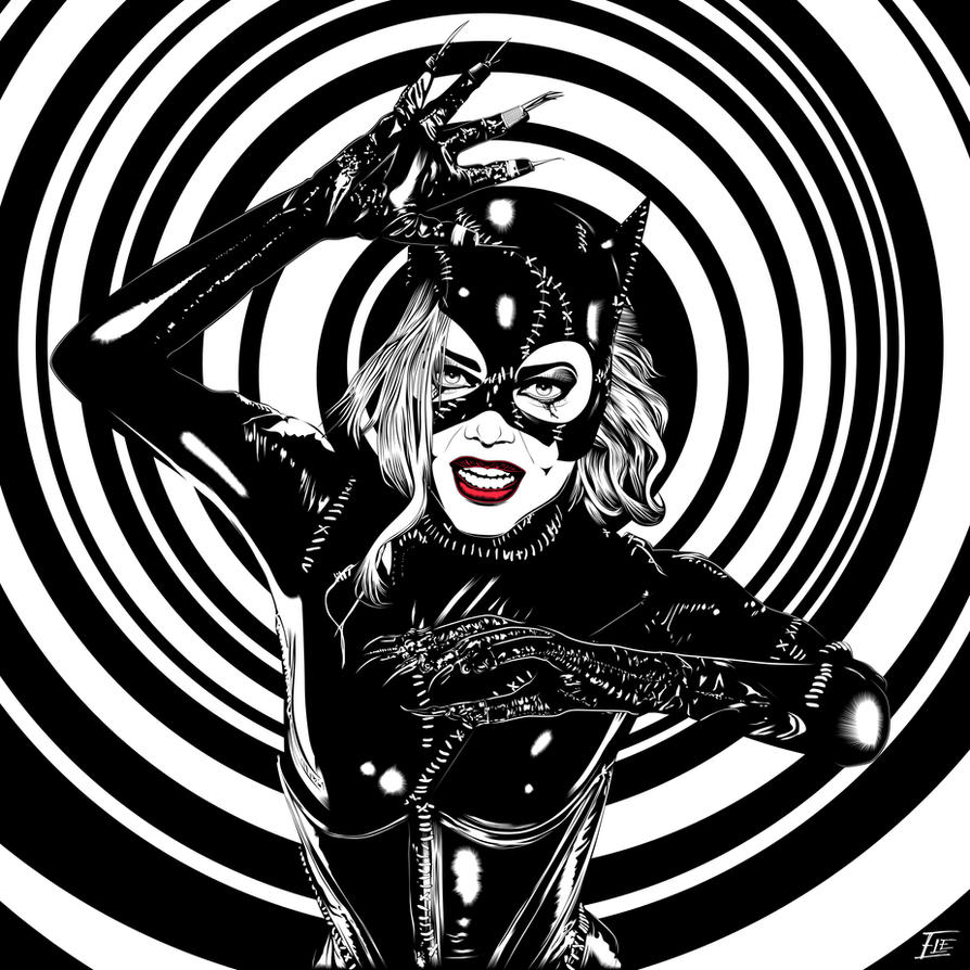 I Am Catwoman. Hear Me Roar. by elenichols