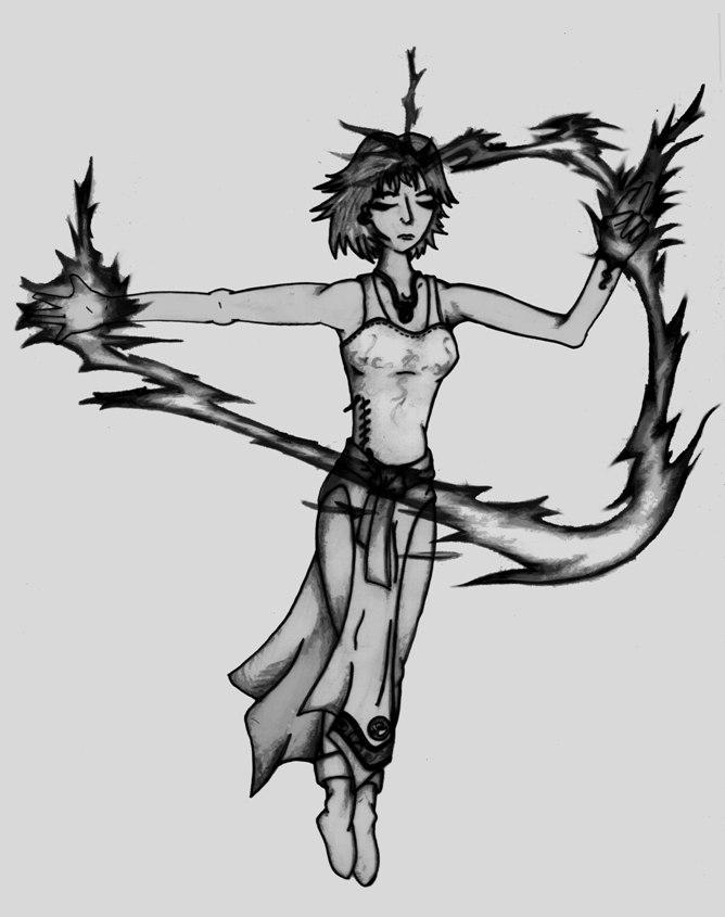Psionic Sorcerer by Celruian