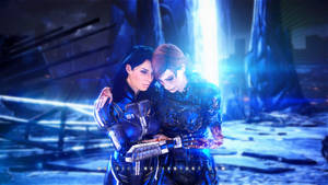 Ash X Shepard - Another Ending