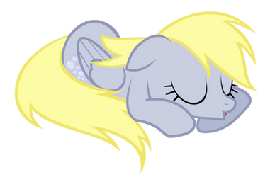 Derpy - custest snooze