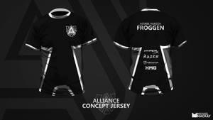 Alliance Concept  Jersey (Fan Art)