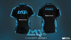 LMQ Jersey Concept (Fan Art)