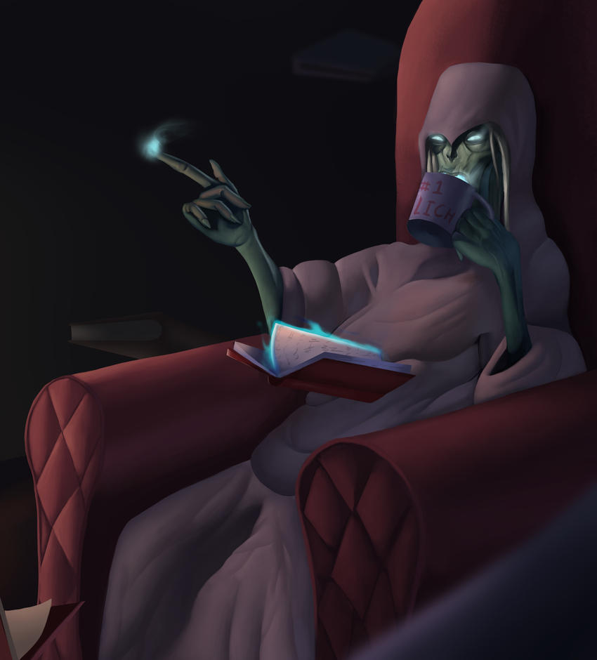 Comfy Karthus by metalliam