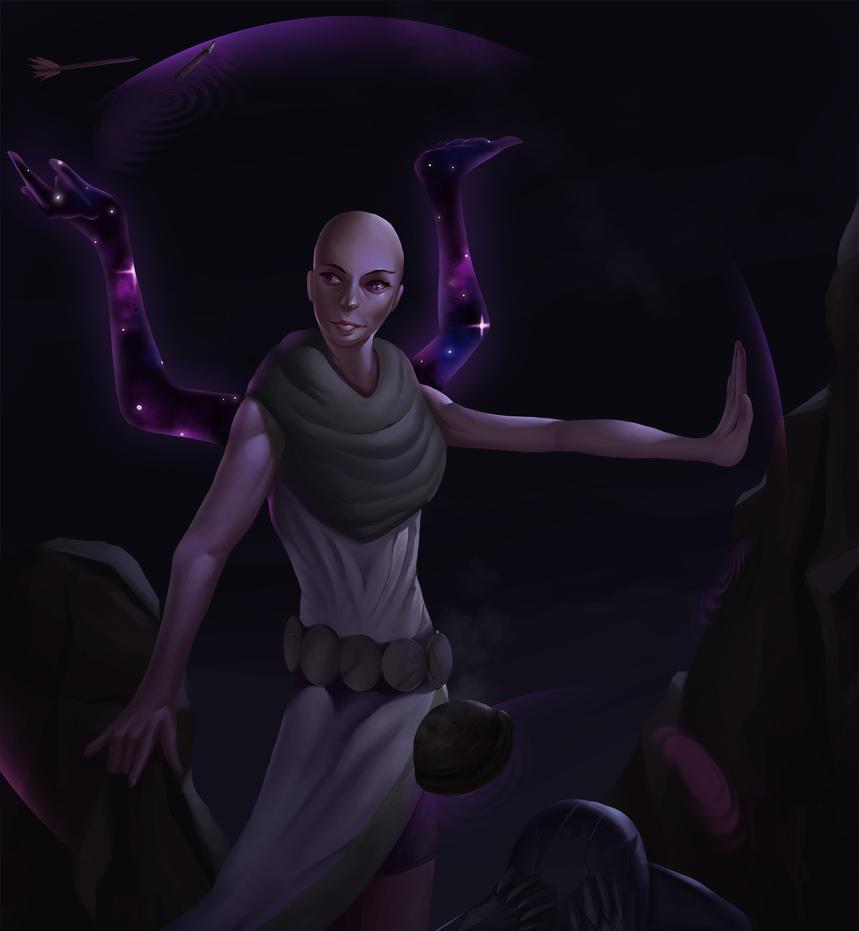 Psychic commander by metalliam