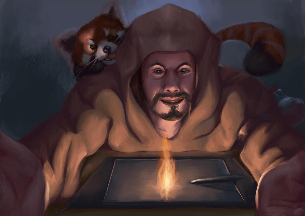 Art Wizard by metalliam