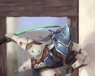 Genji by metalliam