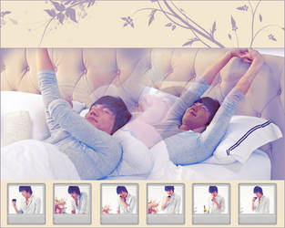 Lee Min Ho -Living by kakaren