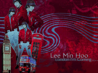 Lee Min Ho- London by kakaren