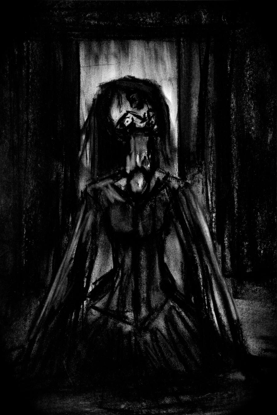 MAMA Submission: La Llorona by EValdez