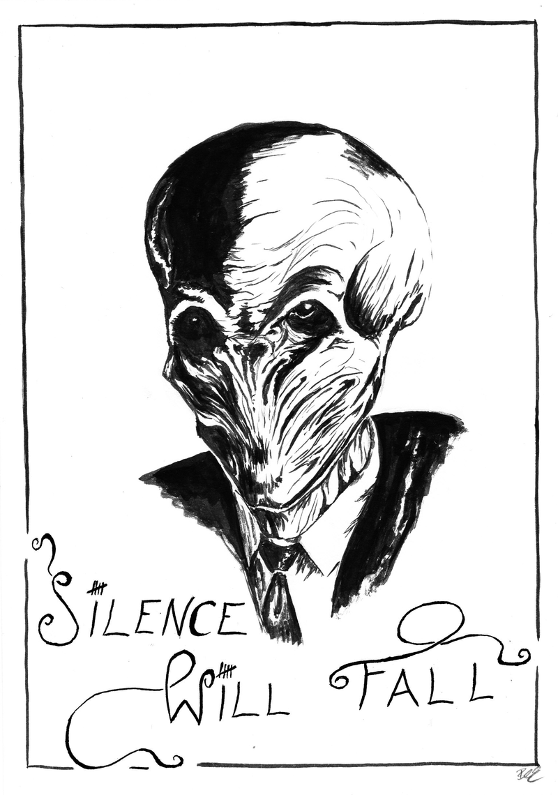 Silence will fall... by Loliigo