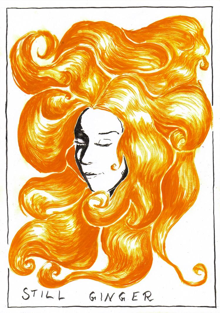 Still ginger... by Loliigo
