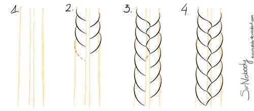 braids tutorial part 1