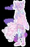 CLOSED OTA - MIRUKU ADOPT - very rare