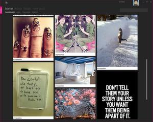 Tumblr for Windows