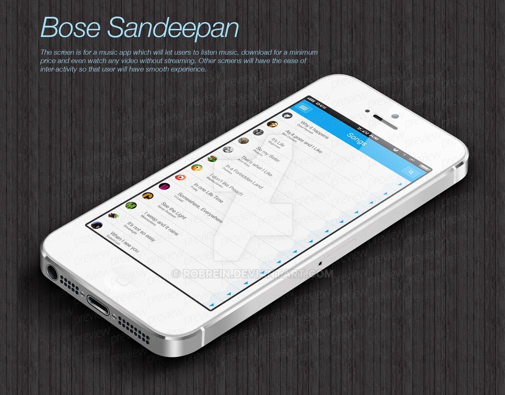 App Design by robrein