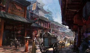 Capital of the Tang Dynasty